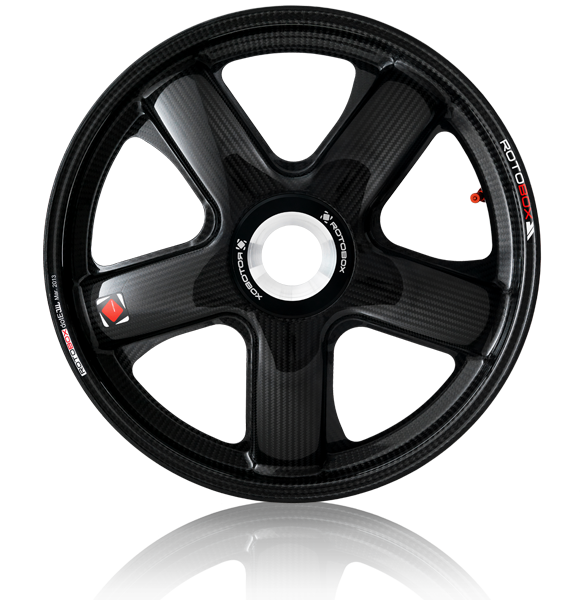 RotoBox RX2 Carbon Convex Wheels Face