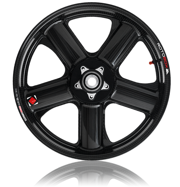 RotoBox RX2 Carbon Front Wheel