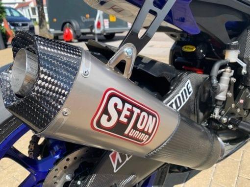 Seton Tuning New Exhaust