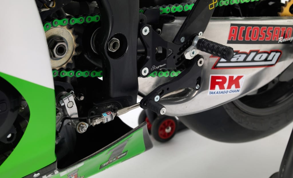 Shifter Moto R1 2007