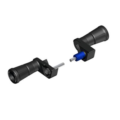 CP-R1-2007-SET-GBR YZF-R1 CRASH MUSHROOMS (LEFT & RIGHT) 2007 - 2008