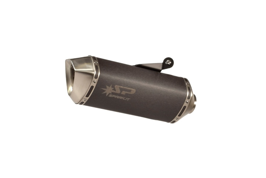 Spark MT 09 14-16 silencer (spare part)  It fits with STD mounting Spark  collector GYA8816SCOM