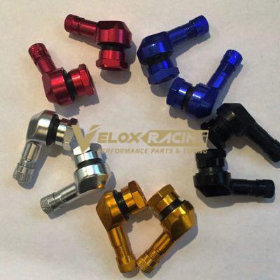 angled valve stems