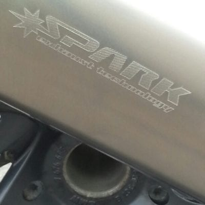 Spark Exhaust K 1200 S - K 1200 R (05-08)