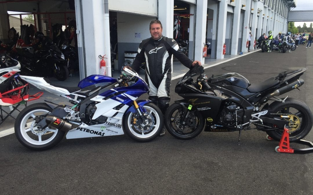Magny Cours F1 Circuit trackday with Eybis August 2016