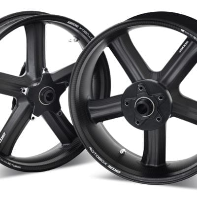 Rotobox Carbon Boost wheels