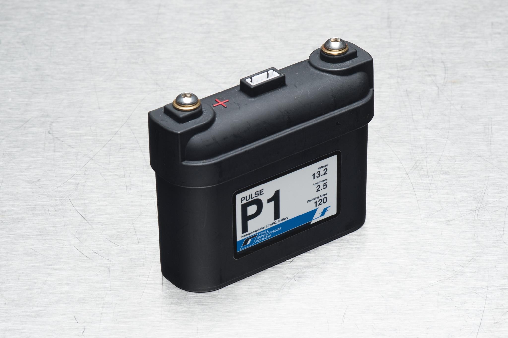 Full Spectrum Pulse Batteries