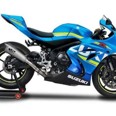 GSX-R 1000 FULL SYSTEM s.steel collector KONIX