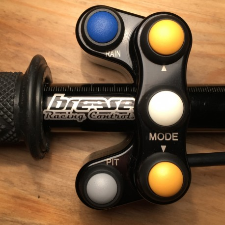 Breese Racing Controls