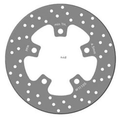 FPM Rear Disk
