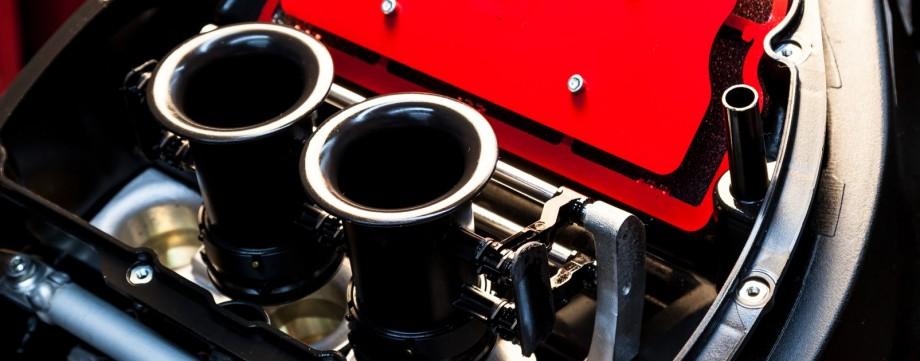 Seton Tuning R1 2015+ Bellbouth stacks kit