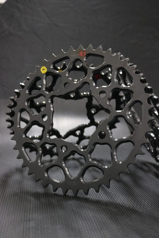 SITTA LR18GP sprockets HHS