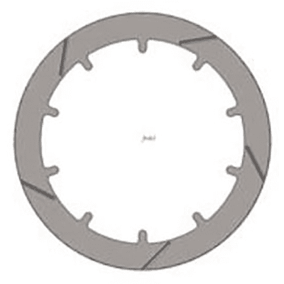 PFM Replacement Disk Rotor Ductile Iron