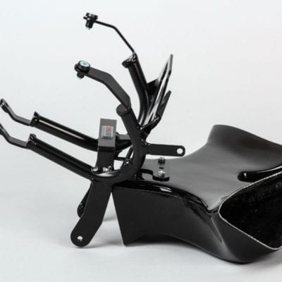 Ducatii V4 Fairing Bracket and air intake