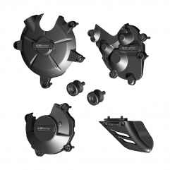 ZX-6R Motorcycle Protection Bundle 2013 - 2019 CP-ZX6-2013-CS-GBR