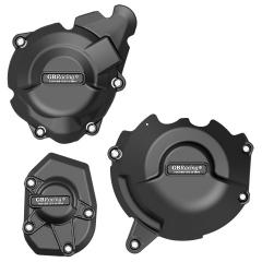 Z1000/SX Secondary Engine Cover Set 2011-2019 EC-Z1000SX-2016-SET-GBR
