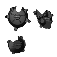 ZX-6R Stock Engine Cover Set 2007 - 2008 EC-ZX6-2007-SET-GBR