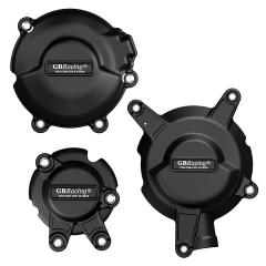 ZXR400 Secondary Engine Cover SET L1-L9 (1991-2003) EC-ZXR400-L1-L9-SET-GBR