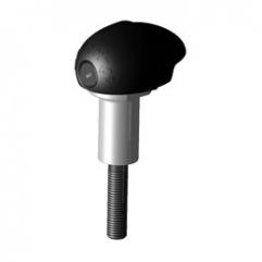Bullet Frame Slider 2011-2019 - Left Hand Side - STREET FS-ZX10-2011-LHS-S