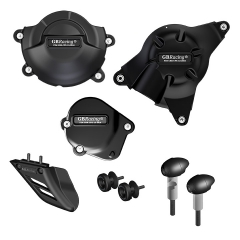 YZF-R6 STOCK Motorcycle Protection Bundle 2006-2019 CP-R6-2008-CS-GBR