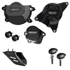 YZF-R6 RACE KIT Motorcycle Protection Bundle 2006-2018 CP-R6-2008-CS-K-GBR