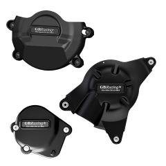 YZF-R6 RACE KIT Engine Cover Set 2006-2018 EC-R6-2008-SET-K-GBR