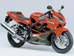 CBR 600F 2001 - 2002