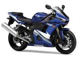 YZF R6 2003 - 2005