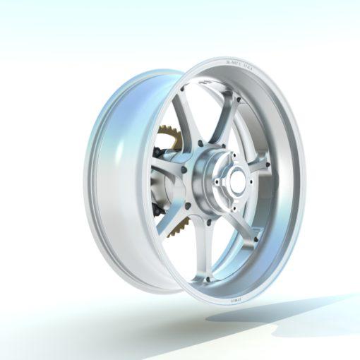 Dymag UP7X Silver